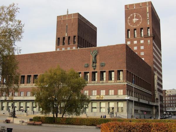 Oslo Radhuis