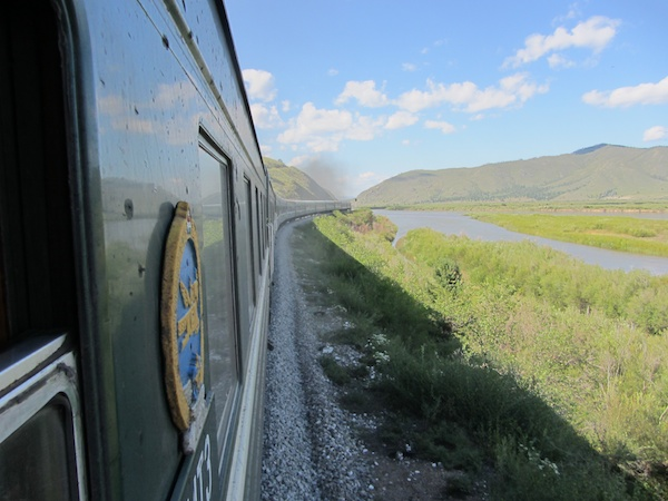 Trans-Siberian to Mongolia