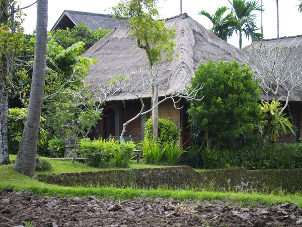Our little house at Ananda Cottages, Ubud
