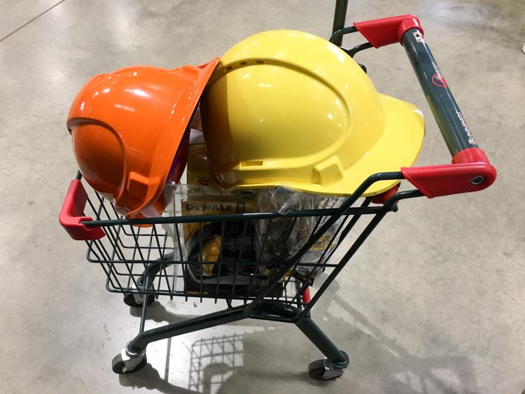owner builder PPE