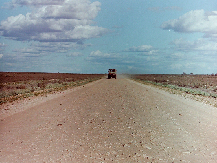 The Sturt Highway