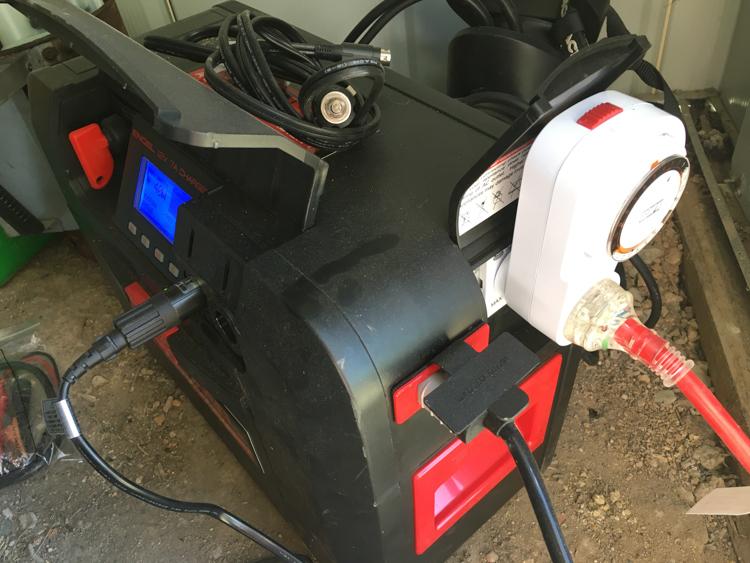 Engel box and mechanical timer